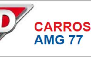 AMG 77 - Carrosserie